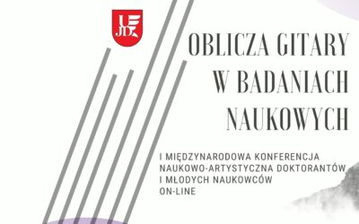 """Konferencja w Częstochowie: """"Oblicza gitary w badaniach naukowych"""""""